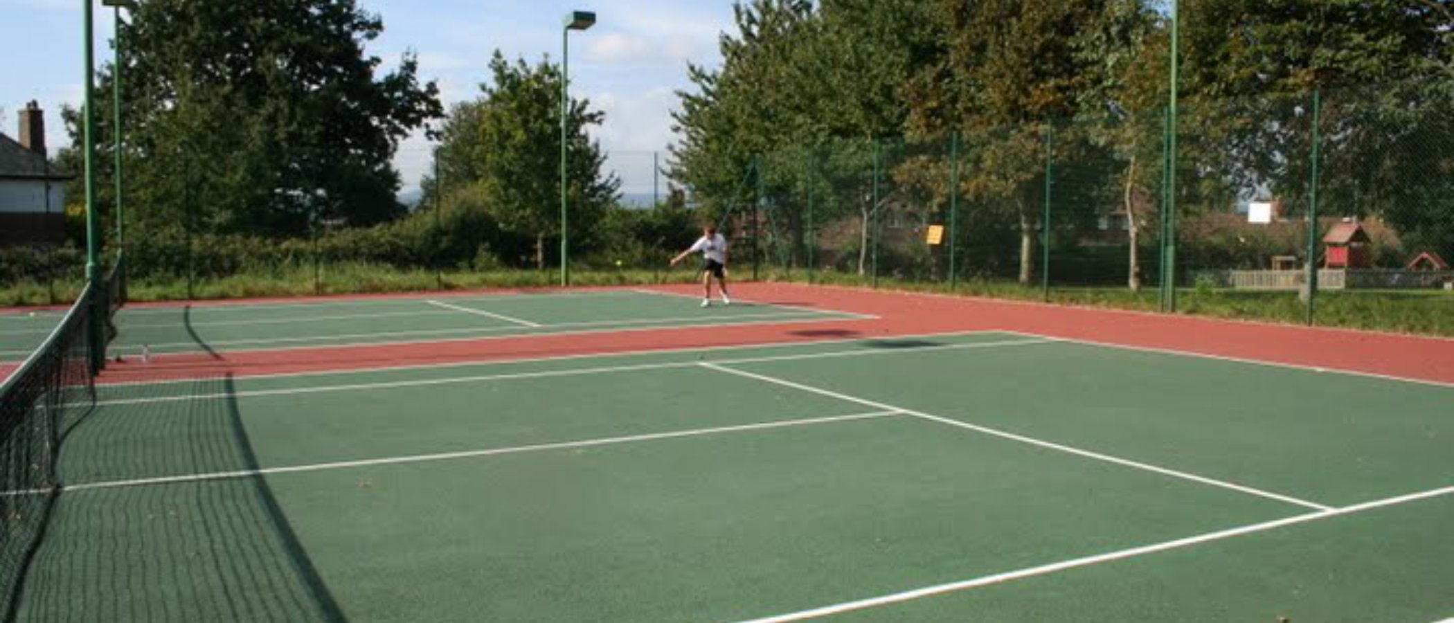 Tennis Court Lympstone