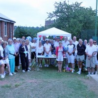Lympstone Tennis Club 30th Anniversary - 30 July 2011